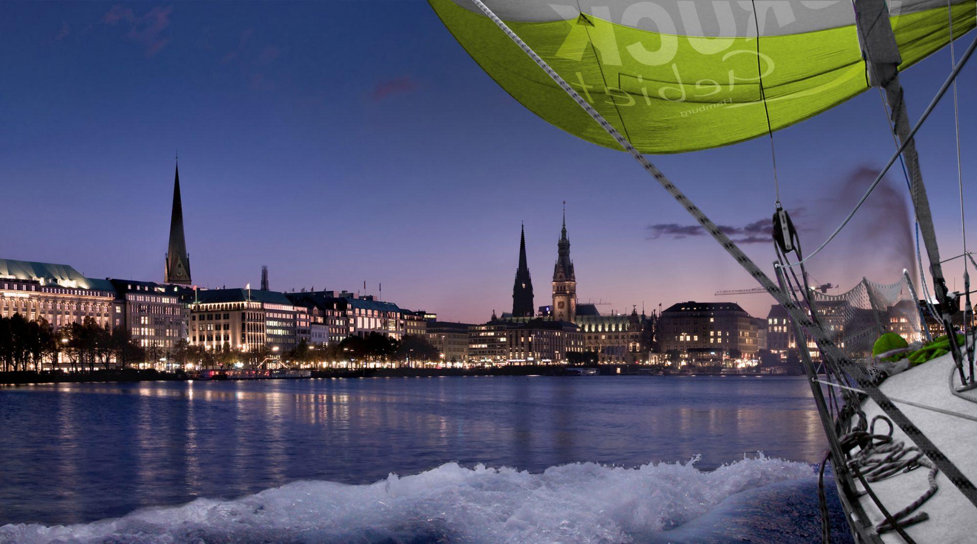 Druckgebiet Hamburg